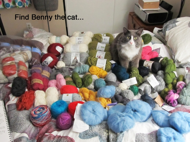 find benny
