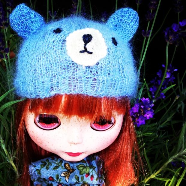 blythe bear hat