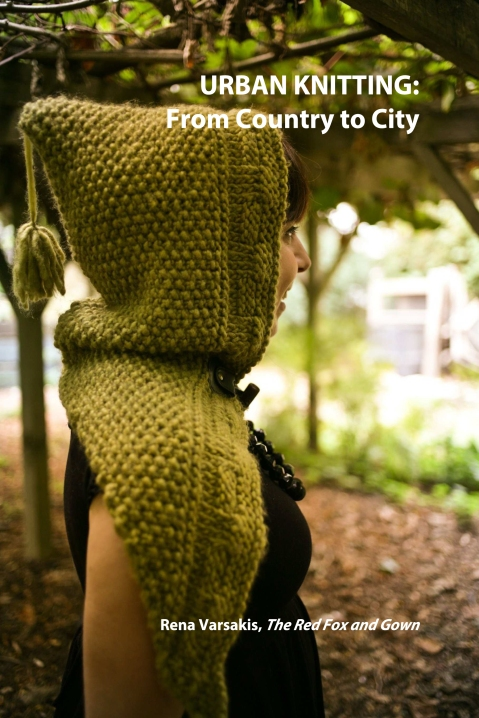 Urban Knitting cover